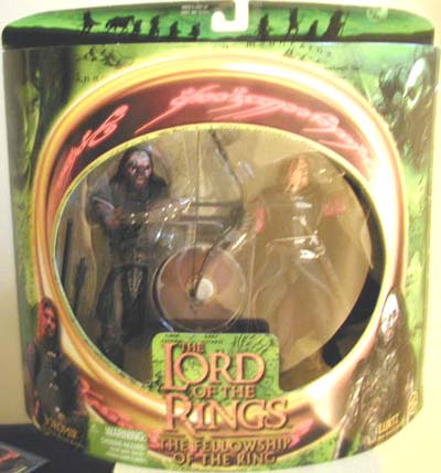 Lurtz vs. Boromir 2-Pack