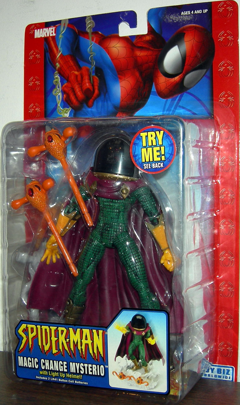 Magic Change Mysterio (Classic)