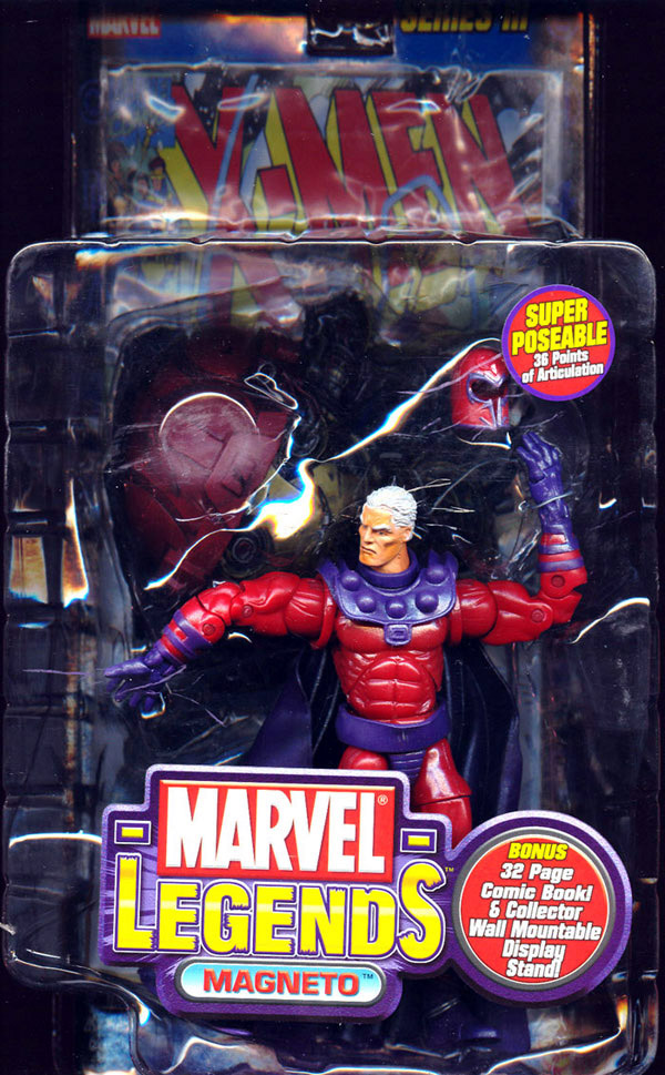 Magneto (Marvel Legends)