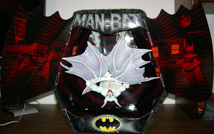 Man-Bat, Wizard World Exclusive (The Batman)