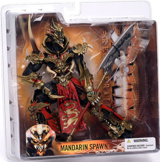 Mandarin Spawn 2 (Regenerated)
