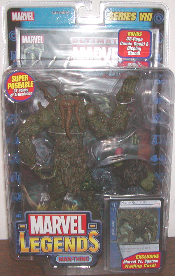 Man-Thing (Marvel Legends)