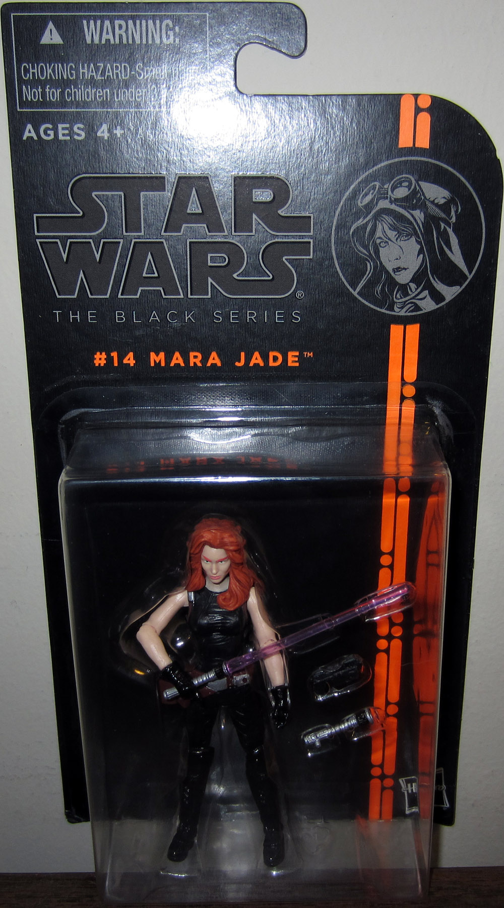 Mara Jade #14 (The Black Series)