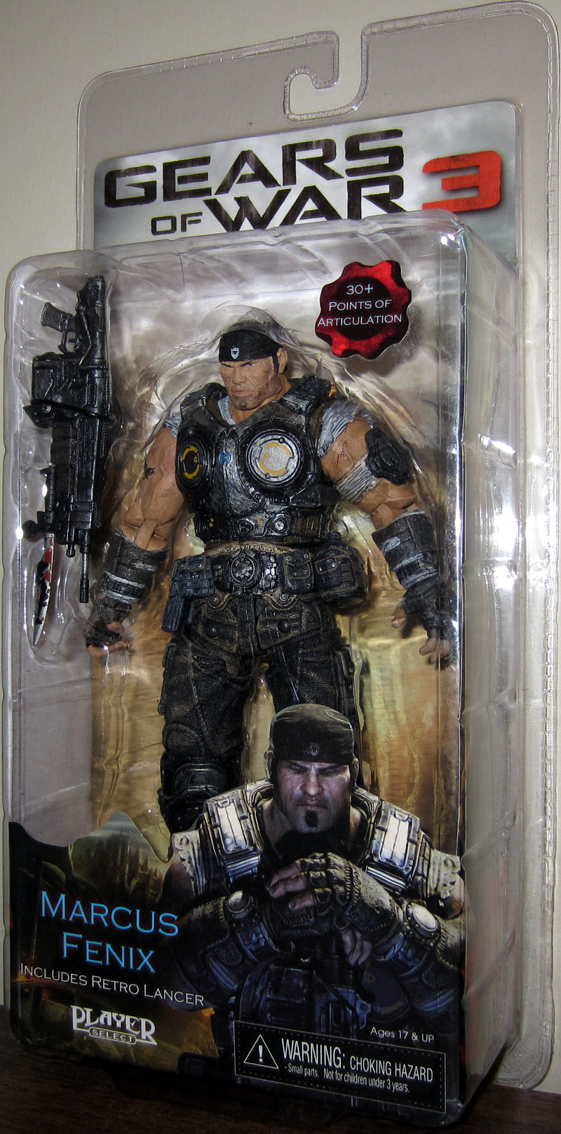 Marcus Fenix (Gears of War 3)