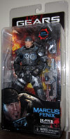 Marcus Fenix Series 2 (added articulation)
