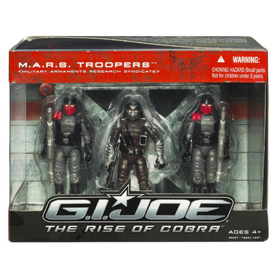 M.A.R.S. Troopers (The Rise of Cobra)