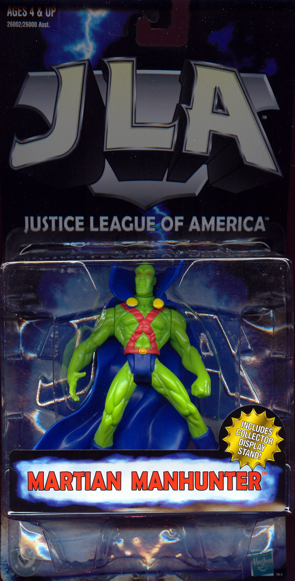 Martian Manhunter (Justice League of America)