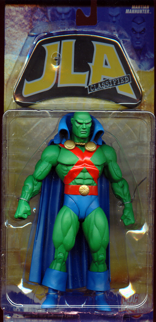 Martian Manhunter (JLA Classified)