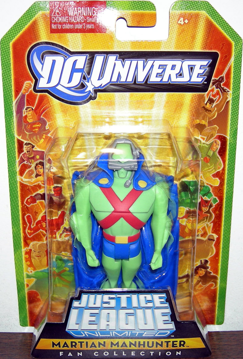 Martian Manhunter (Fan Collection)