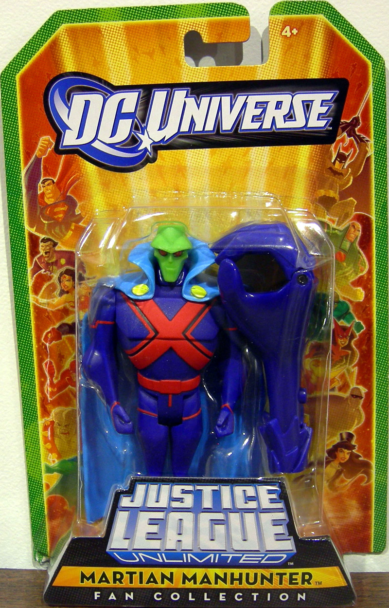 Martian Manhunter 2 (Fan Collection)