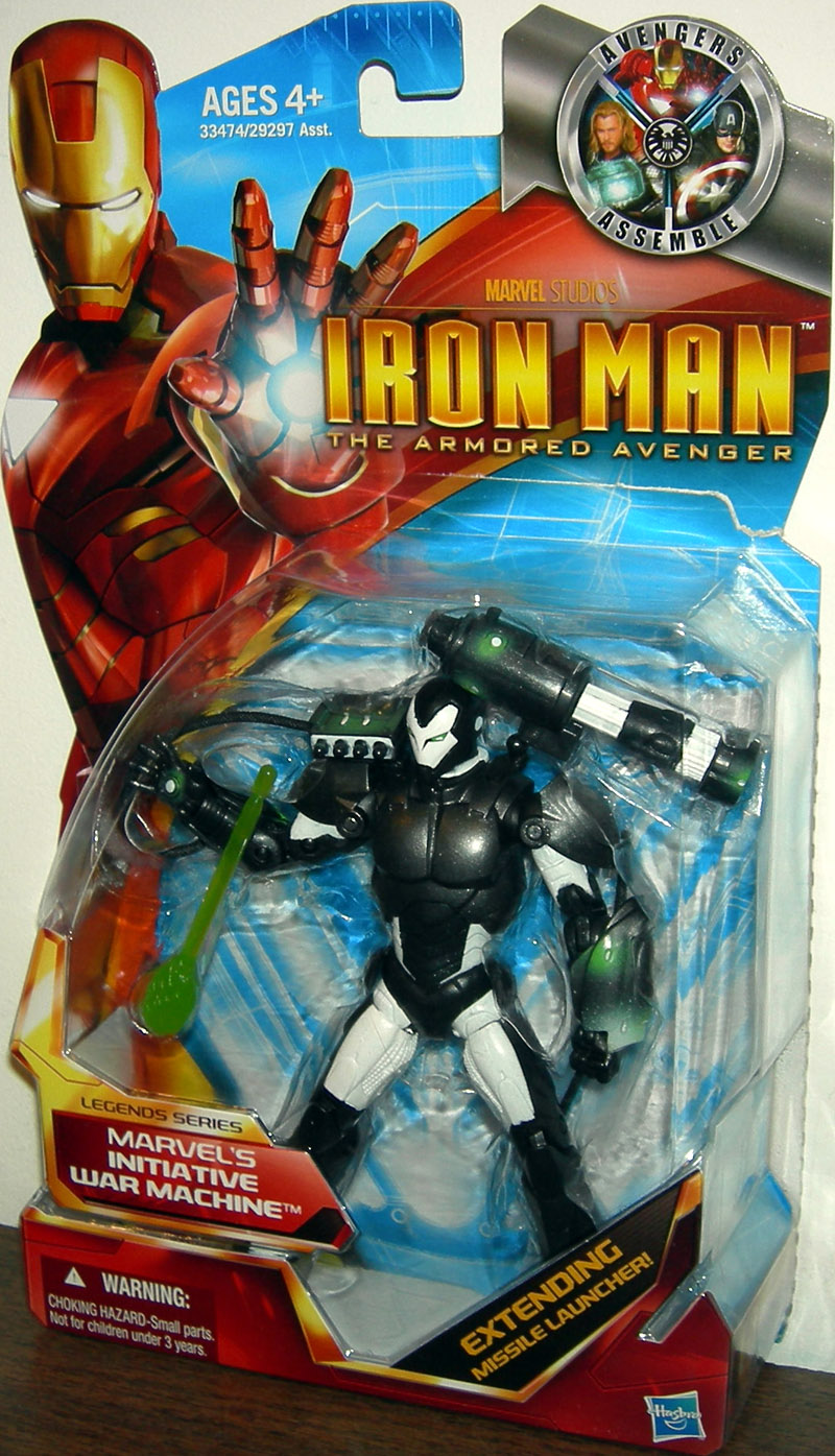 Marvel's Initiative War Machine