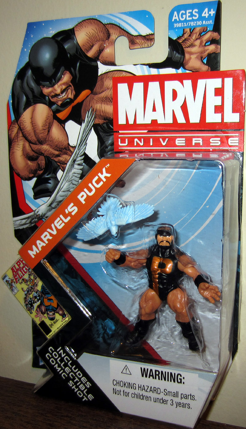 Marvel's Puck (Marvel Universe, series 4, 020)