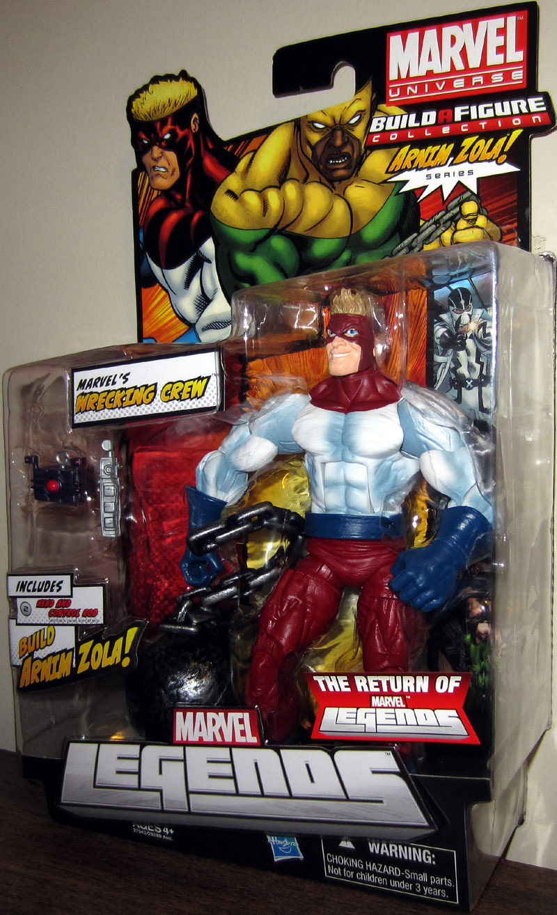 Marvel's Wrecking Crew Variant (Marvel Legends, Arnim Zola series)