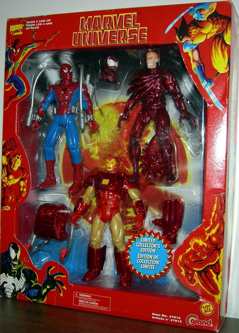 Marvel Universe 3-Pack
