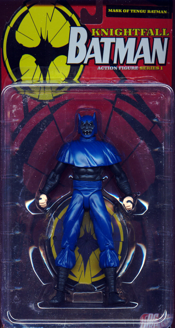 Mask of Tengu Batman (Batman Knightfall)