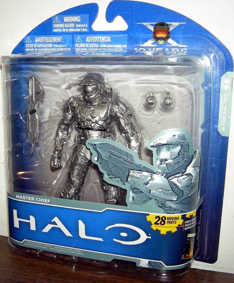 Platinum Master Chief (10th Anniversary)