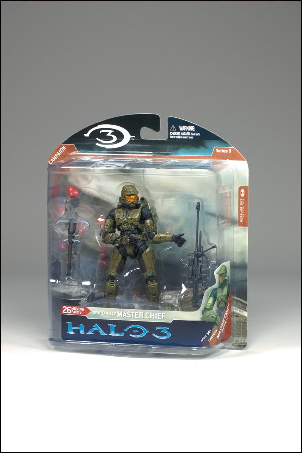 Master Chief (Halo 3, series 3, Campaign)