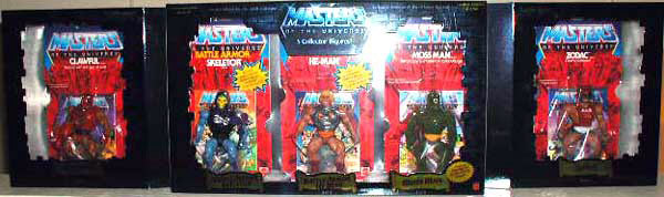 Masters Of The Universe 5-Pack (series II)