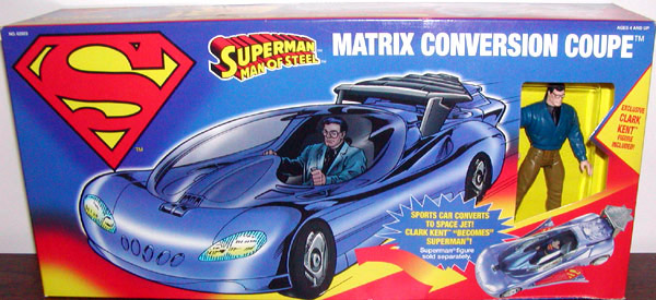 Superman Matrix Conversion Coupe