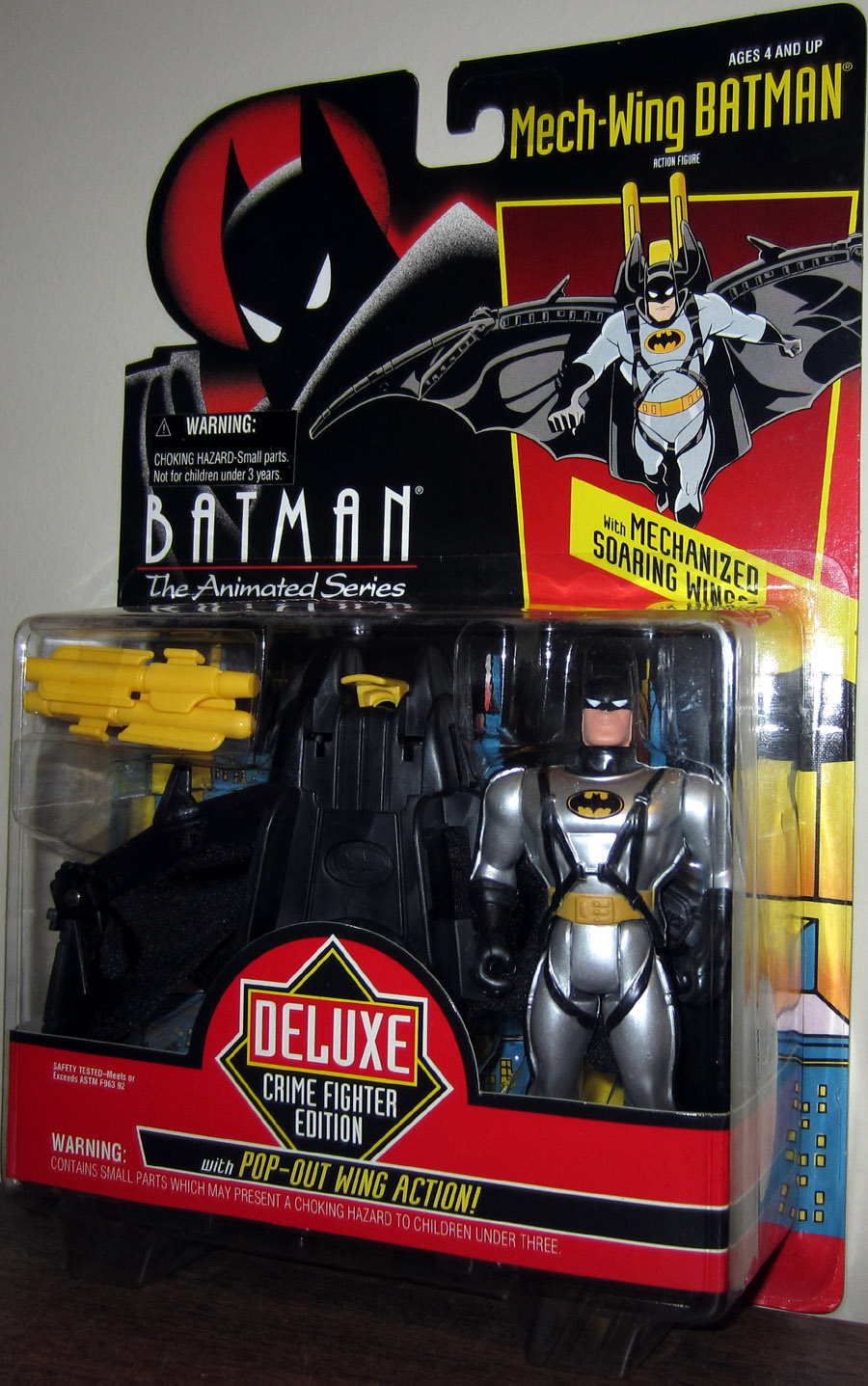 Mech-Wing Batman (Batman The Animated Series)