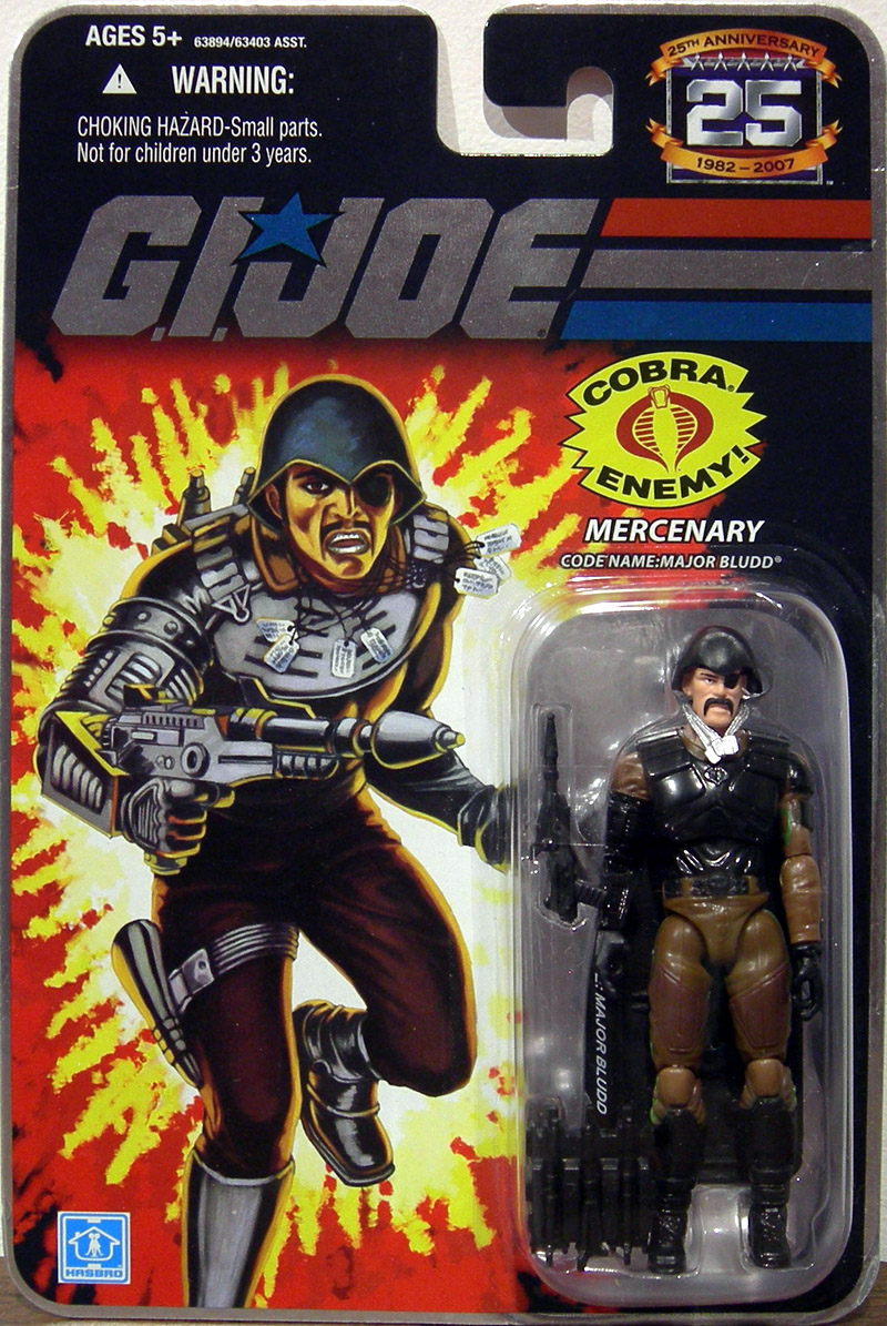 Mercenary (Code Name: Major Bludd)