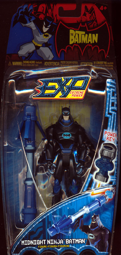 Midnight Ninja Batman (EXP)