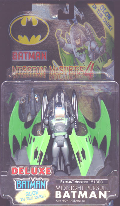 Midnight Pursuit Batman (Mission Masters 4)