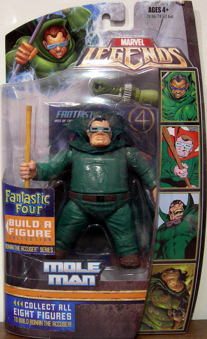 Mole Man (Ronan the Accuser Series)