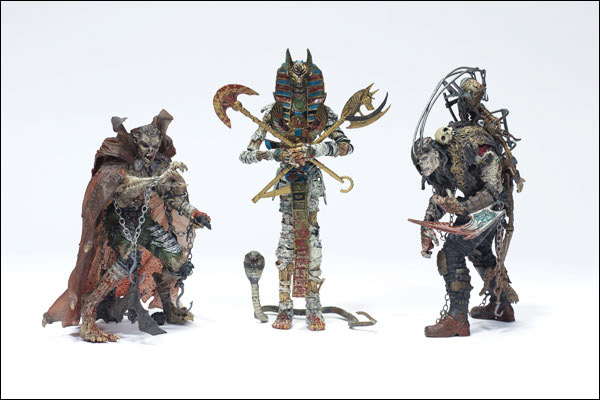 McFarlane's Monsters: Icons of Horror 3-Pack