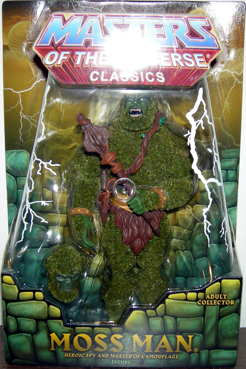 Moss Man (Classics, with flocked ears)
