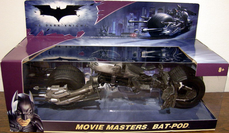 Movie Masters Bat-Pod (The Dark Knight)