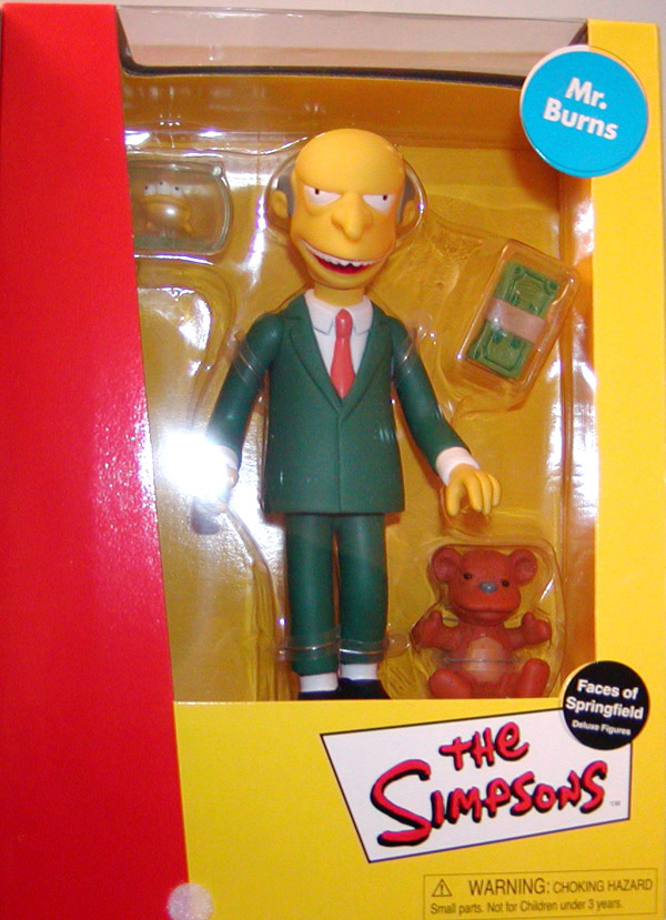 Mr. Burns (deluxe)