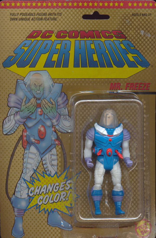 Mr. Freeze (DC Super Heroes)