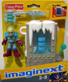 Mr. Freeze with freeze chamber (Imaginext)
