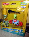 Mr. Krabs & Squidward (Imaginext, Toys R Us Exclusive)