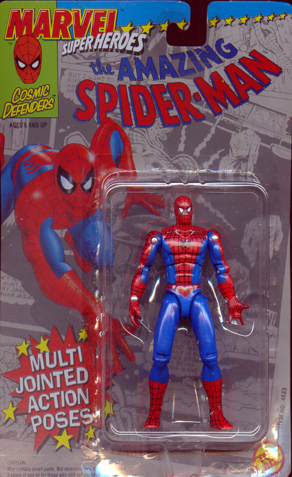 Spider-Man II (Multi Jointed Marvel Super Heroes)