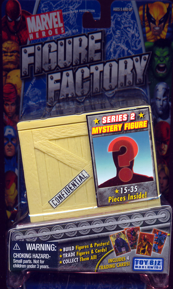 Mystery Figure (Figure Factory, series 2)