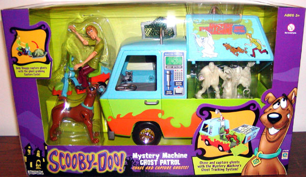 Ghost Patrol Mystery Machine