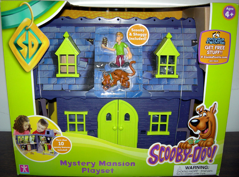 Mystery Mansion Playset (Mystery Mates)