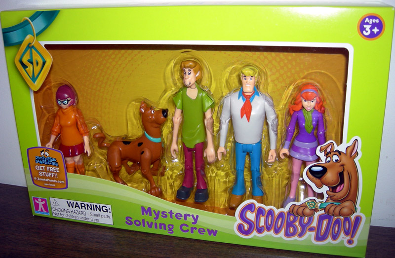 Mystery Solving Crew 5-Pack (2011)