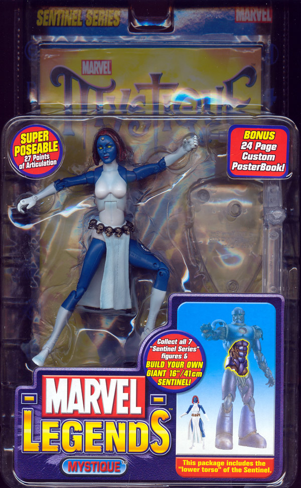 Mystique (Marvel Legends)