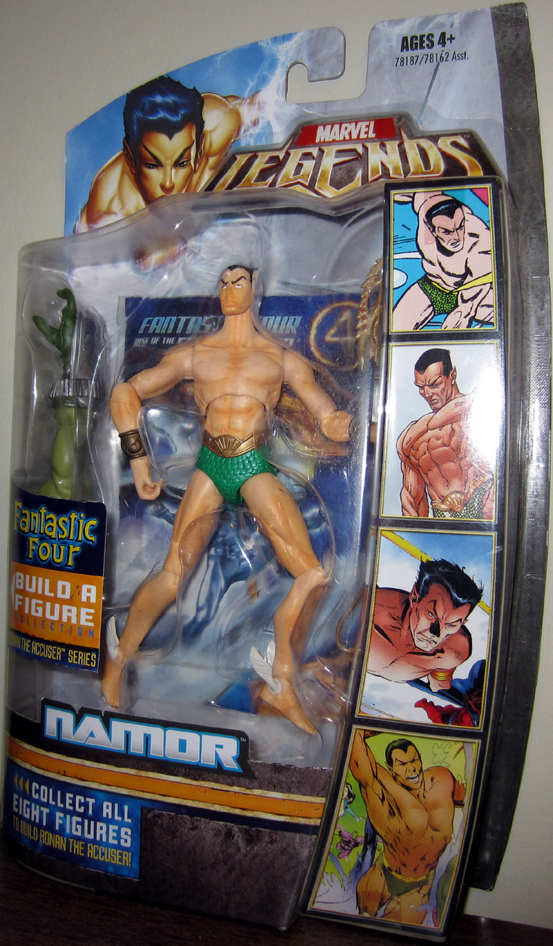 Namor (Ronan the Accuser Series)