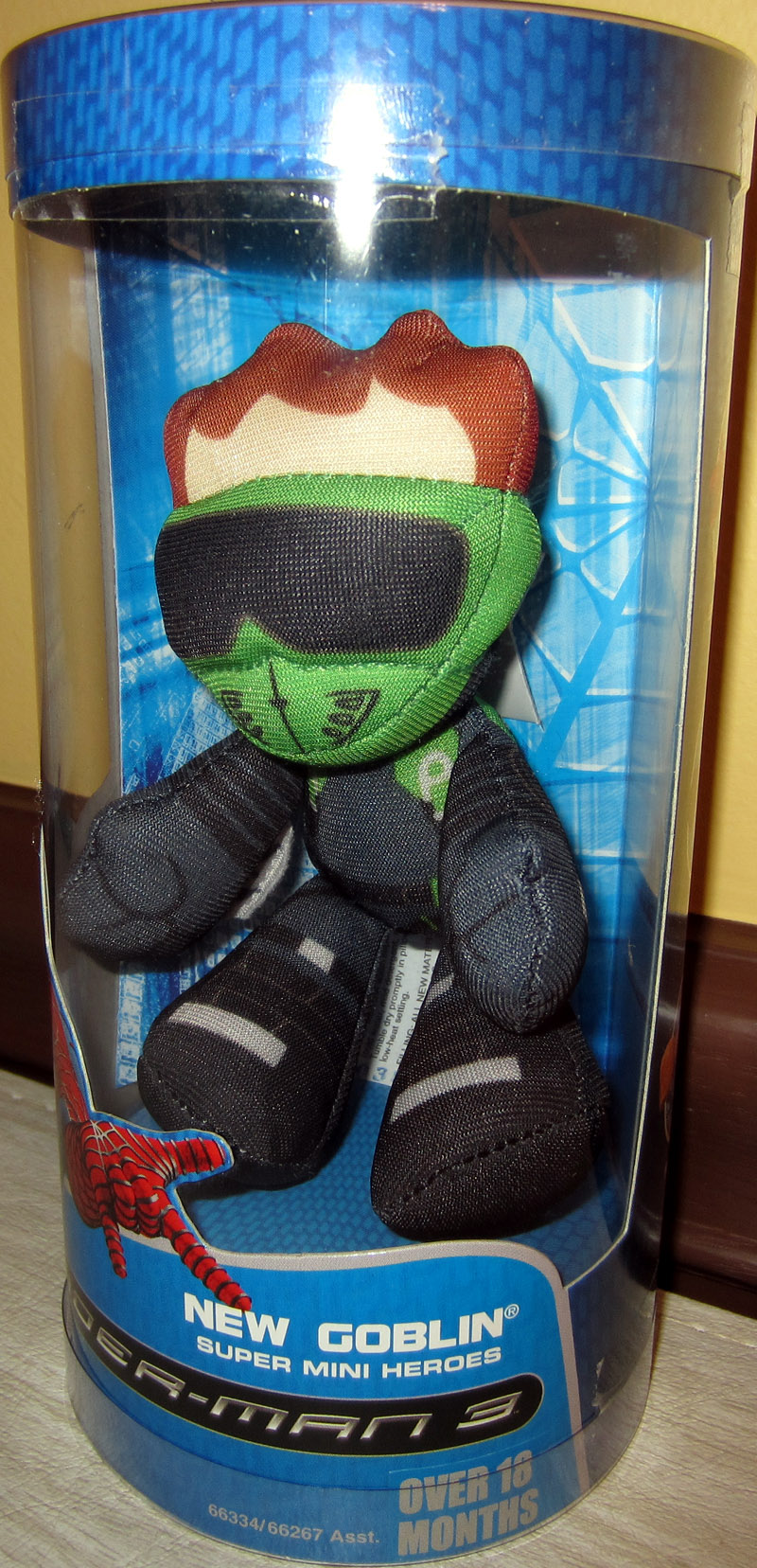 New Goblin Super Mini Heroes Plush (Spider-Man 3)