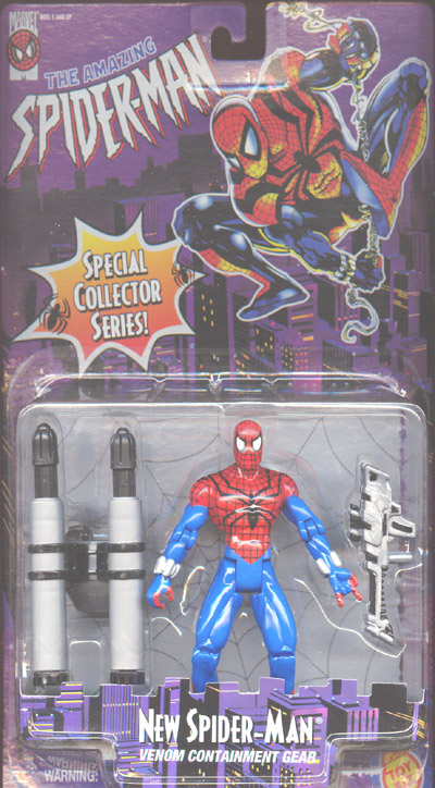 New Spider-Man (The Amazing Spider-Man, Special Collector Series)