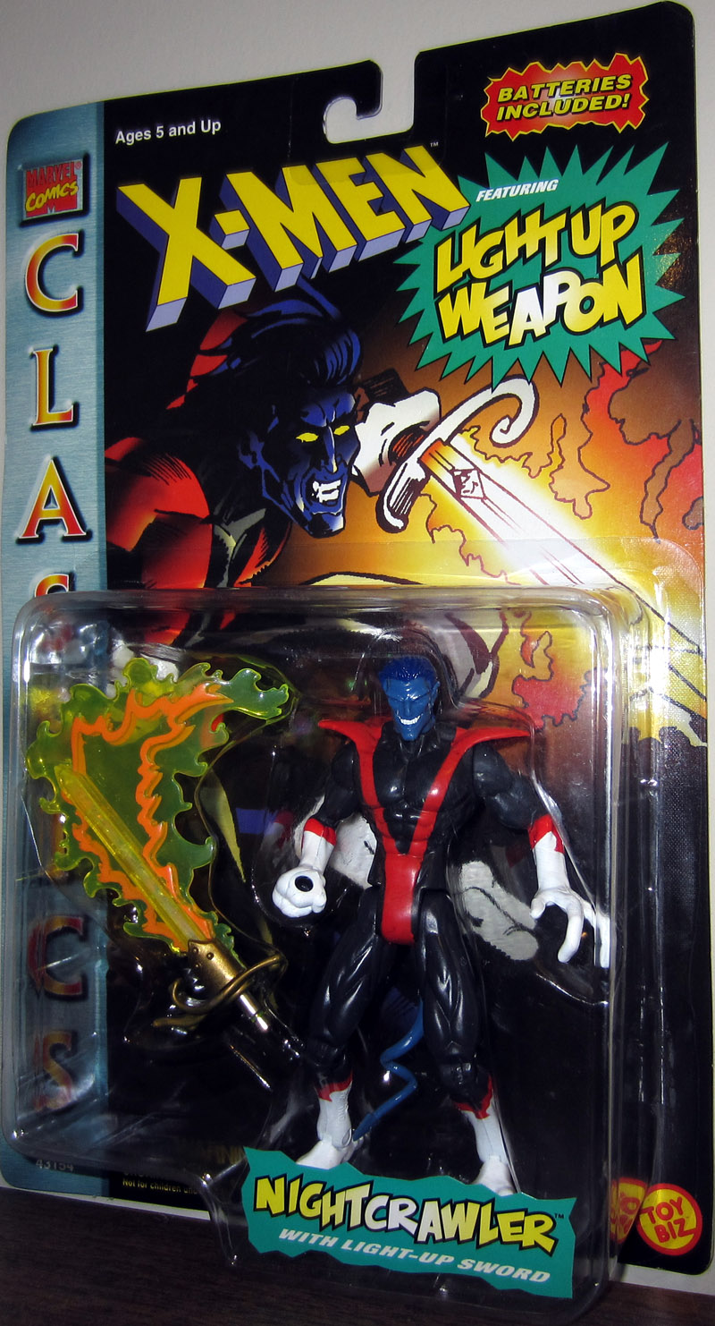 Nightcrawler (Classics Light-Up)