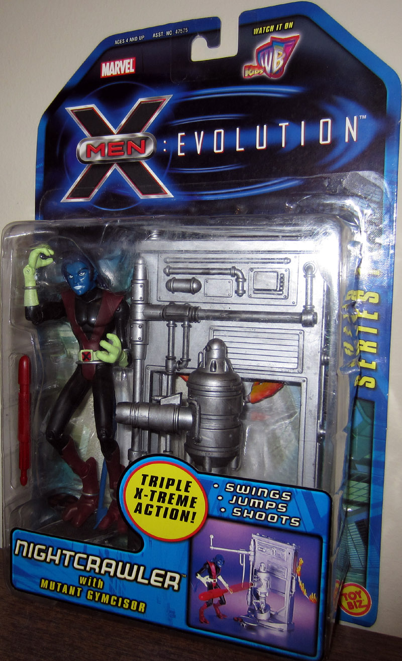 Nightcrawler (Evolution)