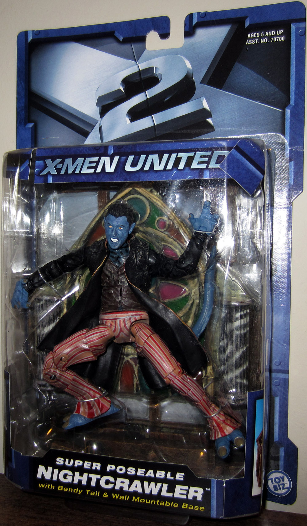 Nightcrawler (X2, X-Men 2 United)