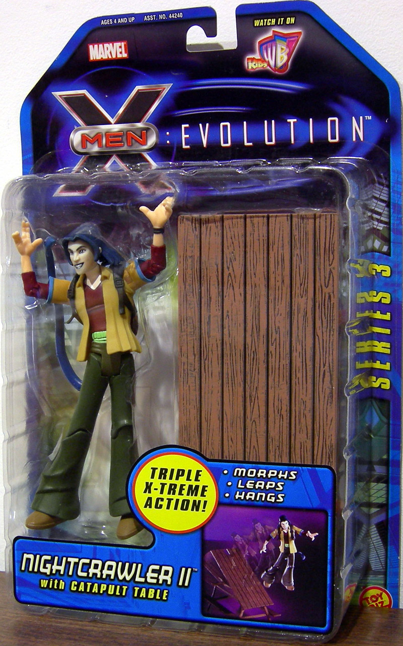 Nightcrawler II (Evolution)