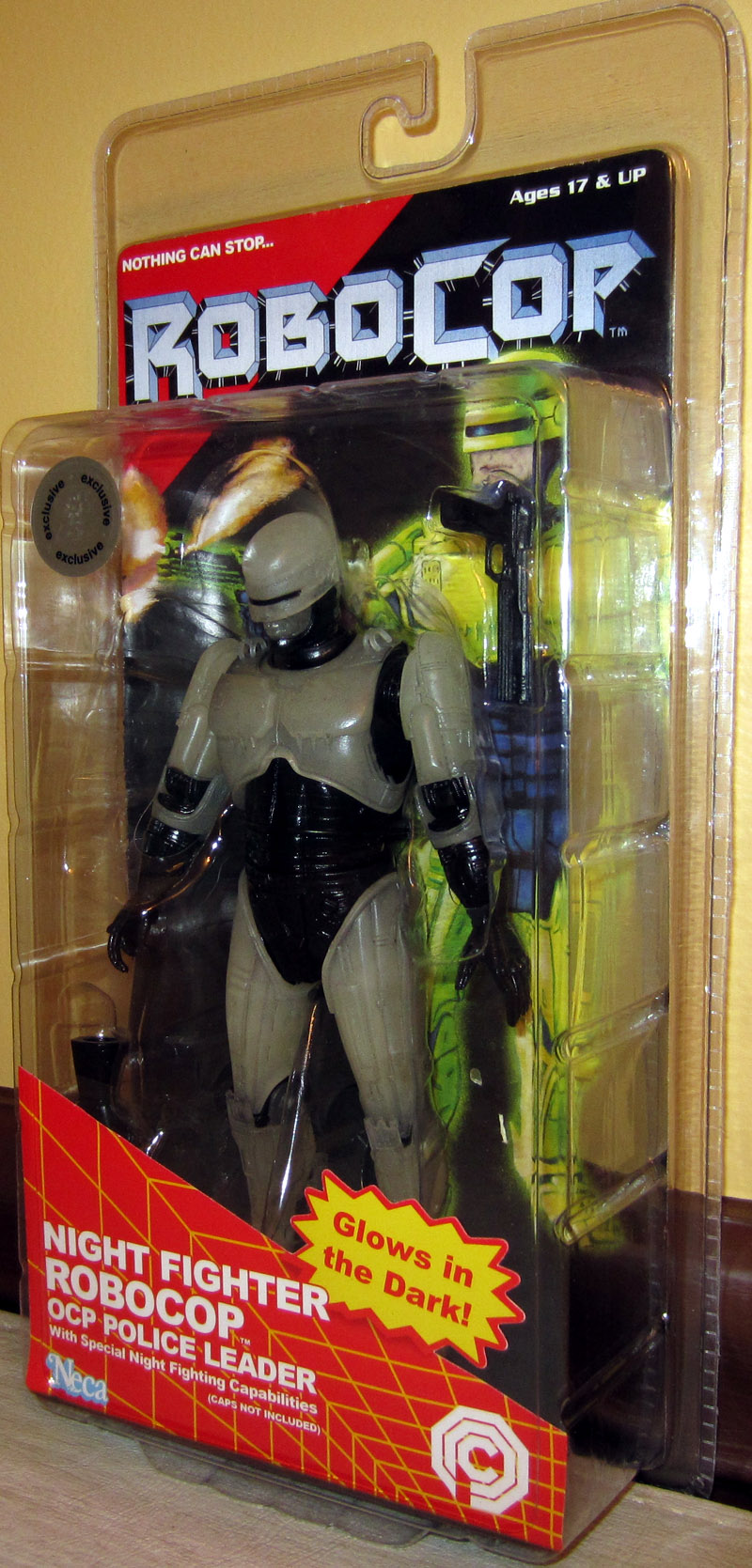 Night Fighter Robocop (Toys R Us Exclusive)