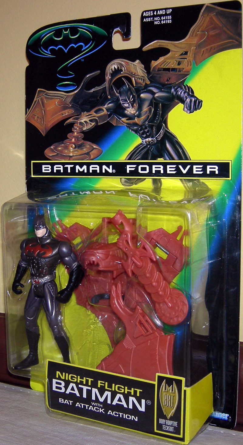 Night Flight Batman (Batman Forever)